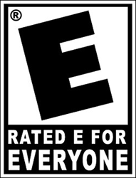 E is for Everyone logo